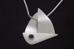 11008 Sailing -pendant