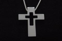 11060 Doublecross -pendant