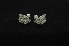 13008 Pähkinä - earrings