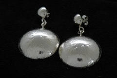 13011 Full moon -earrings
