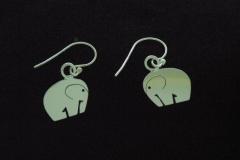 13017 Ronsu -earrings (polished)
