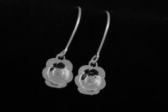 13029 Viola -earrings