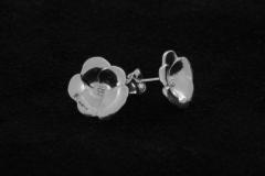 13030 Viola -earrings