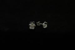 13049 Water lily -earrings